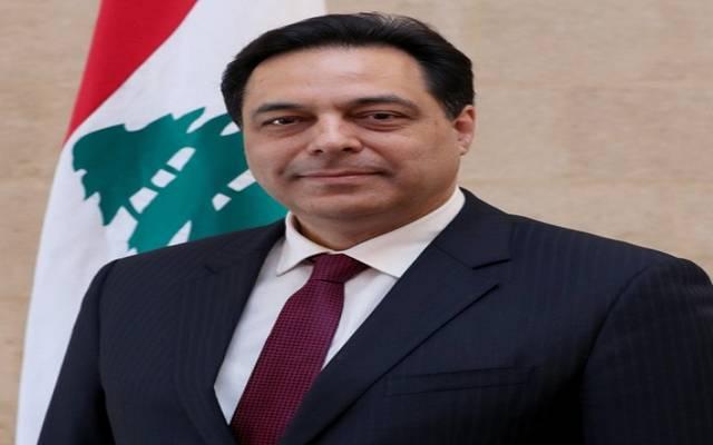 حسان دياب رئيس الوزراء اللبناني