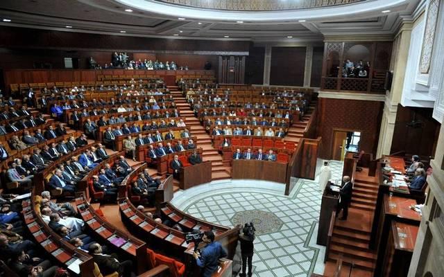 إحدى جلسات مجلس النواب المغربي