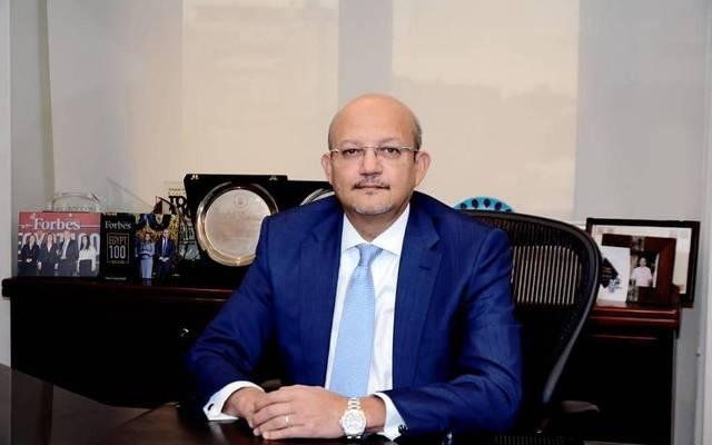 Suez Canal Bank's chairman Hussein Refaei
