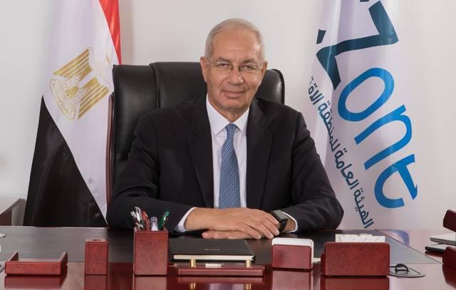 يحيي زكي رئيس الهيئة الاقتصادية لقناة السويس