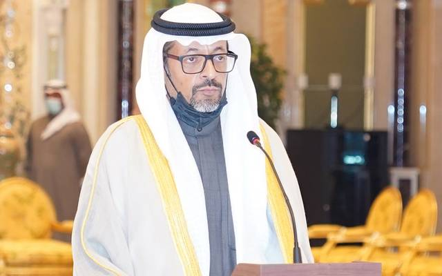 وزير المالية الكويتي، خليفة مساعد حماده