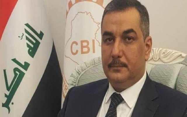 مصطفى غالب مخيف محافظ البنك المركزي العراقي