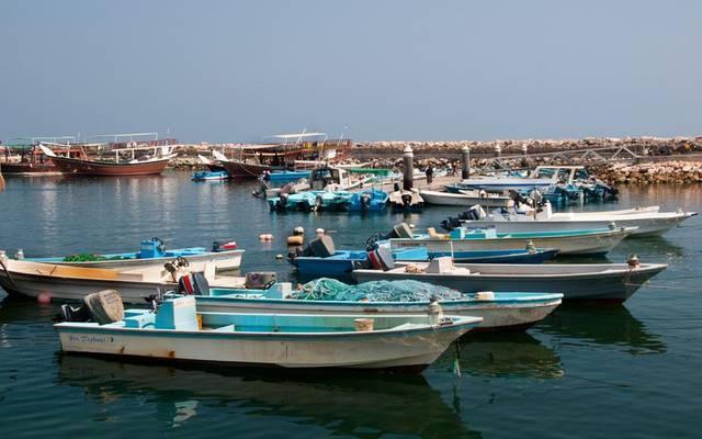 مرسى للمراكب في أبوظبي ـ أرشيفية