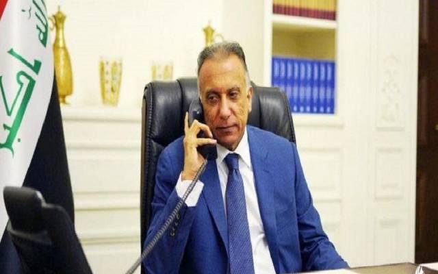 العراق يبحث تعزيز العلاقات مع فرنسا.. وتداعيات الأزمة الاقتصادية