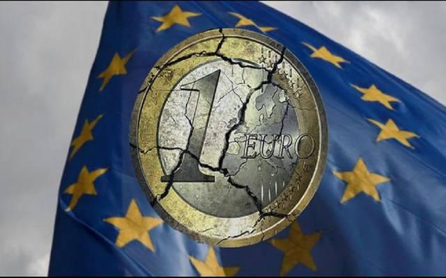 اليورو قرب أدنى مستوياته في شهر قبل اجتماع المركزي الأوروبي