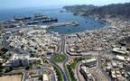 مساحات سكنية على ساحل عُمان