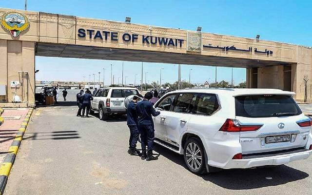 المنافذ البرية بالكويت