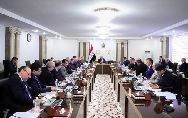 مجلس الوزراء العراقي يوافق على مشروع قانون مجلس الإعمار