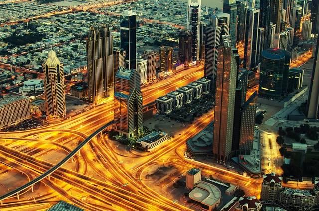 معالم إمارة دبي