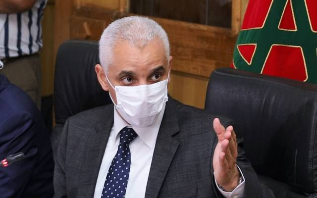 وزير الصحة المغربي ايت الطالب