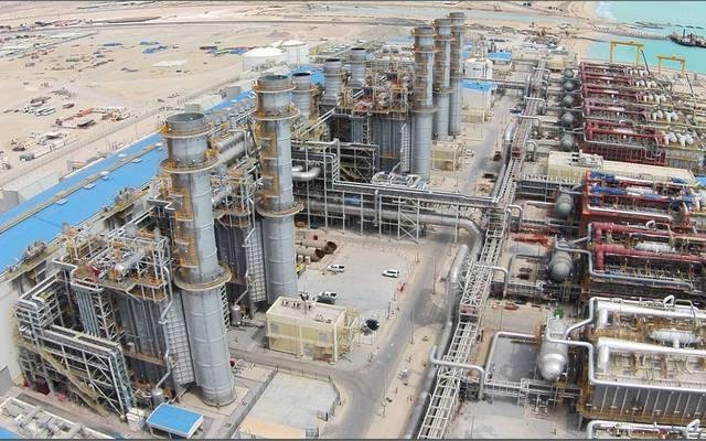 محطة للغاز المُسال في الكويت