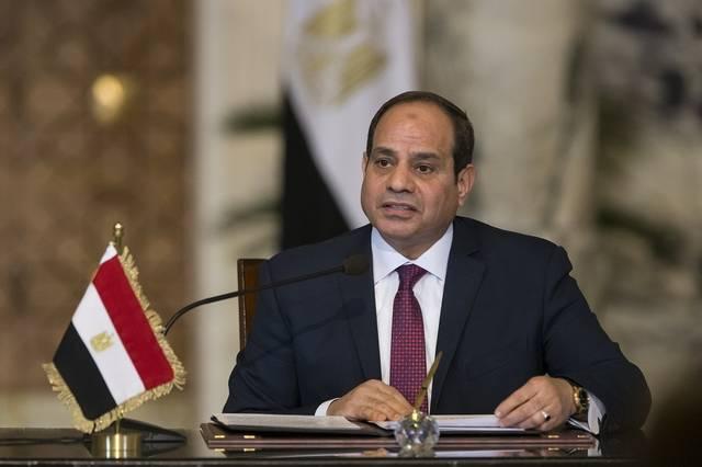 President of Egypt, Abdel Fattah El-Sisi
