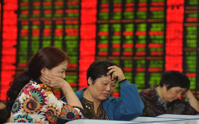 """خسائر 3% بالأسهم الصينية مع تنامي مخاوف تفشي فيروس """"كورونا"""""""