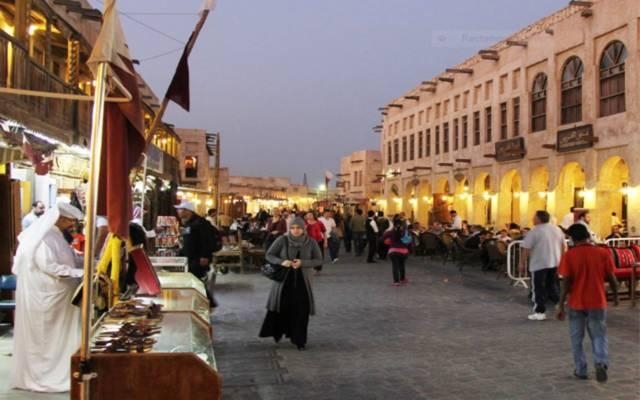 المصريون بالمرتبة الأولى عربياً في زيارة قطر خلال 2017