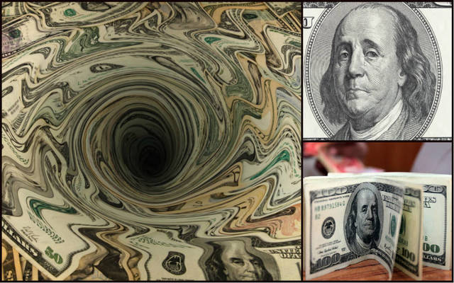 The political situation in the US is affecting the Dollar