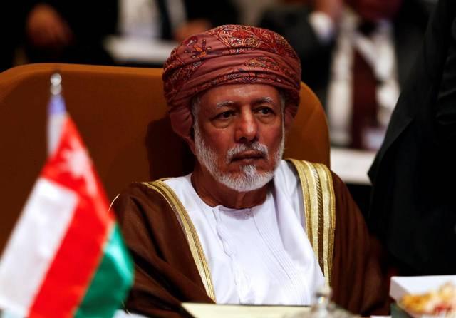 وزير خارجية سلطنة عمان، يوسف بن علوي