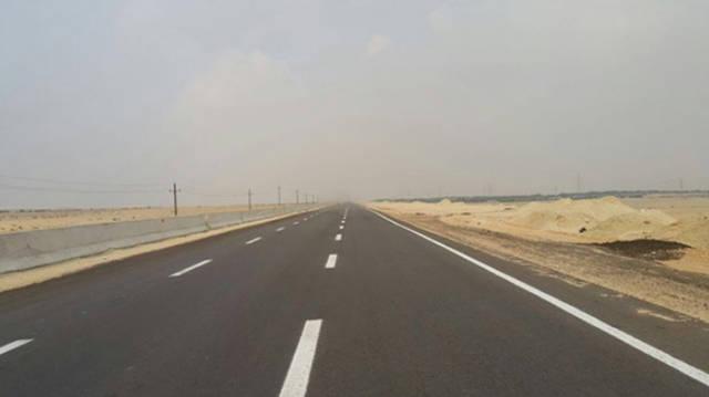 الخط البري بين البلدين يسهم في زيادة الطاقة التشغيلية في مطار البحرين الدولي