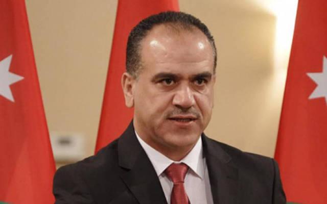 وزير الزراعة الأردني إبراهيم الشحاحدة