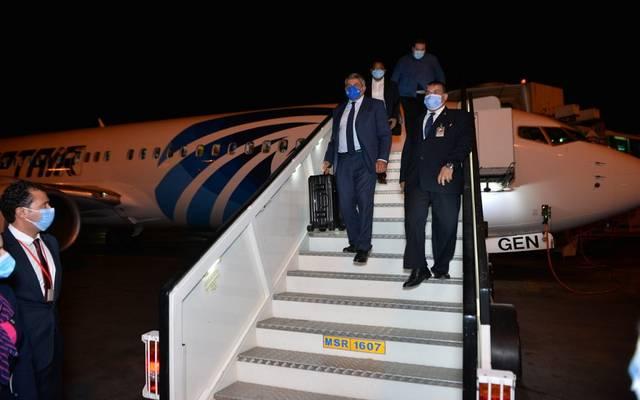 أمين منظمة السياحة العالمية يتابع الإجراءات الاحترازية لمواجهة كورونا في مصر