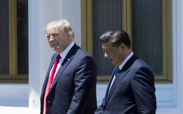 ترامب: اجتماع طويل مع الرئيس الصيني خلال قمة العشرين