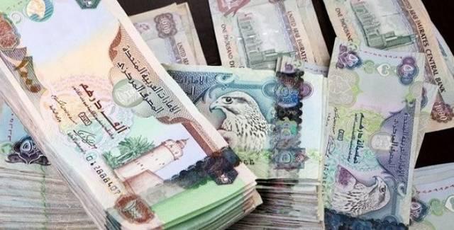عملات نقدية من فئة الدرهم الإماراتي