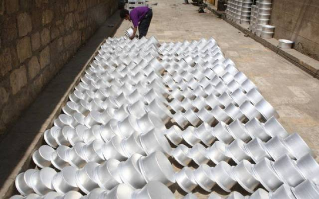 Arab Aluminum posted a 6.8% year-on-year surge in H1-17