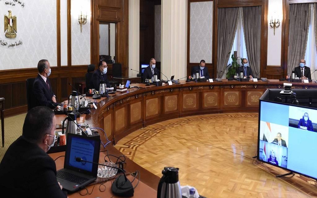 رئيس الوزراء المصري يتابع خطوات تنفيذ مشروع حصر وإدارة الثروة العقارية