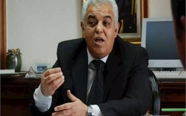 محمد نصر علام وزير الموارد المائية والري الأسبق في مصر
