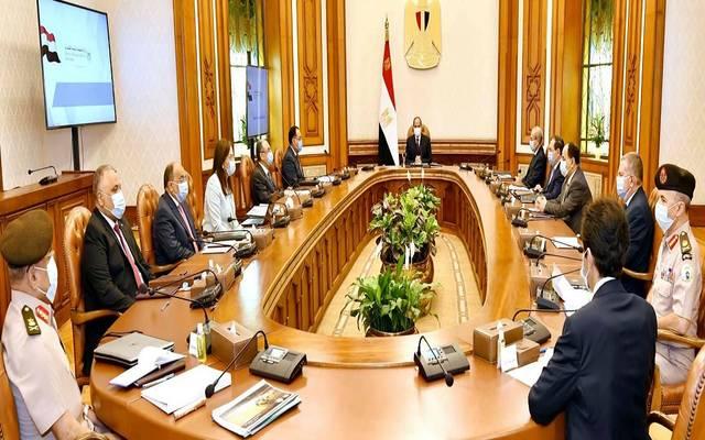 خلال اجتماع الرئيس السيسي لمتابعة خطط تطوير الهيكل التنظيمي لقطاع الثروة المعدنية