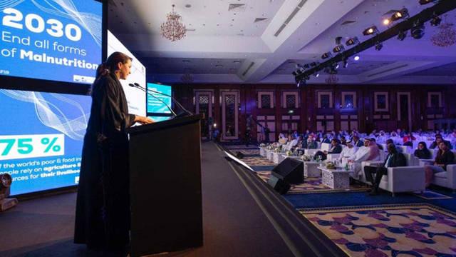 مريم بنت محمد سعيد حارب المهيري، وزيرة دولة للأمن الغذائي في الإمارات