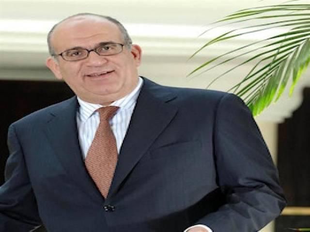 رجل الأعمال علاء أحمد عبدالمقصود عرفة - أرشيفية
