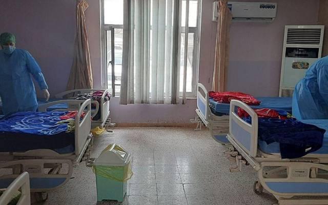 أحد مستشفيات العراق