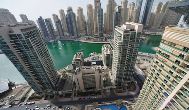 مباني في إمارة دبي