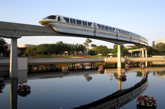 The 22-station monorail will extend for 56.5 kilometres