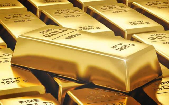 سبائك من الذهب الخالص - أرشيفية
