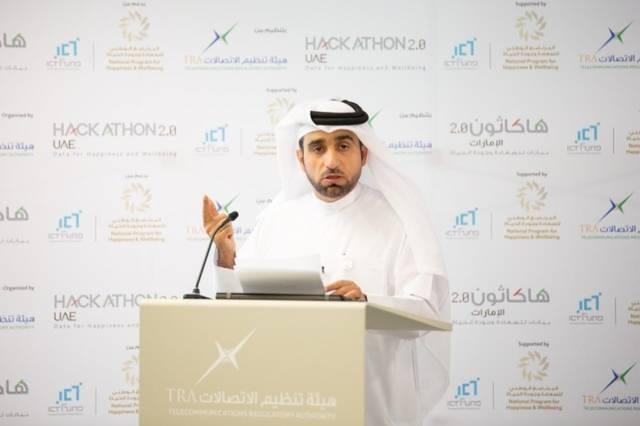 رئيس الحكومة الرقمية بدولة الإمارات حمد المنصوري