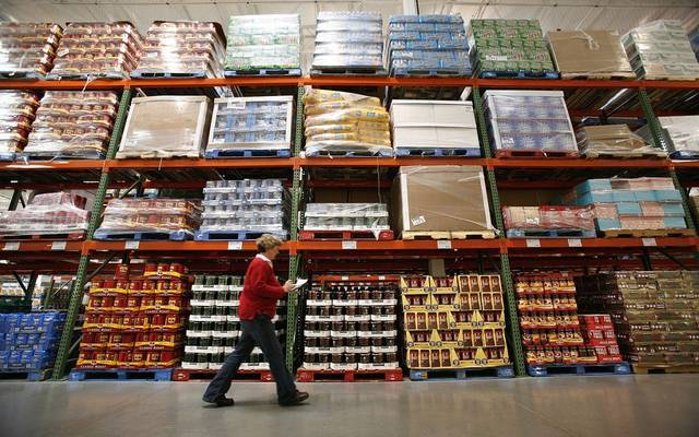 US May wholesale stockpiles revised up 0.6%