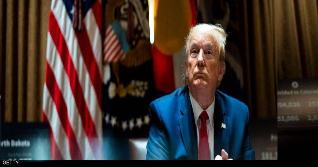 Sairoun: The arrest warrant for Trump will be executed if he enters Iraq 1024