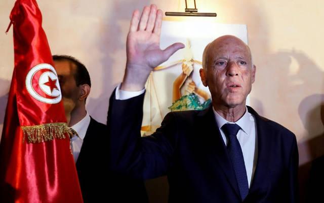 قيس سعيد الرئيس الجديد لتونس