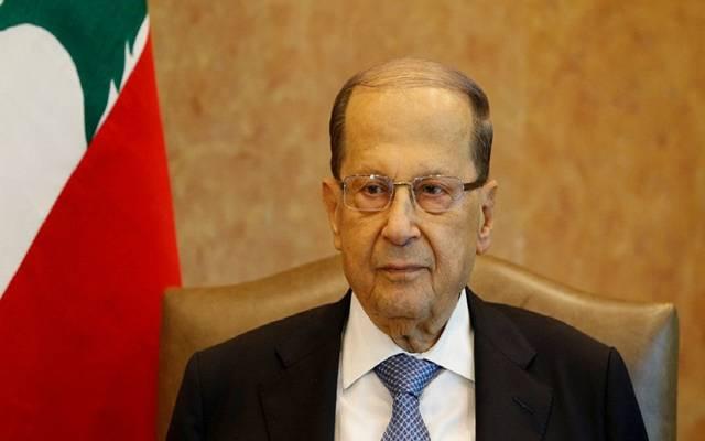 عون: لبنان بحاجة لأي مساعدة والدعوة مفتوحة لكافة الدول لإعادة إعمار بيروت