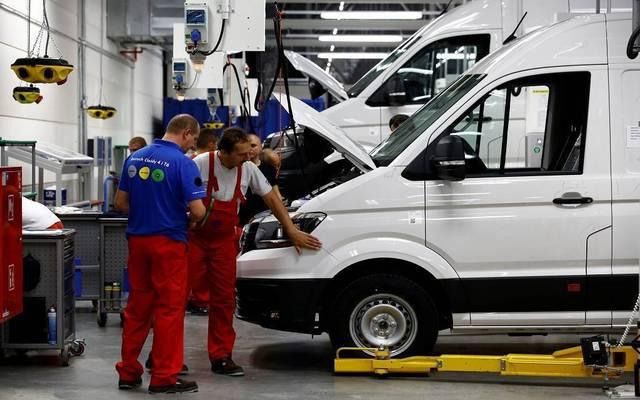 تراجع الإنتاج الصناعي في ألمانيا بأكثر من التوقعات