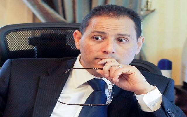 رئيس الهيئة العامة للرقابة المالية محمد عمران