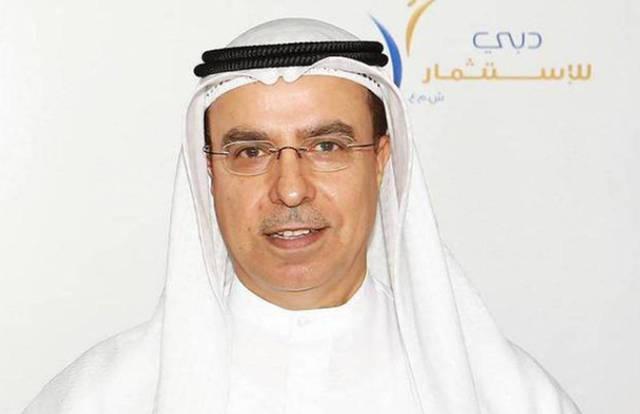 """خالد بن كلبان العضو المنتدب وكبير المسؤولين التنفيذيين في شركة """"دبي للاستثمار"""""""