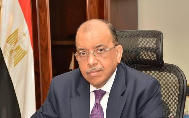 محمود شعراوي وزير التنمية المحلية المصري