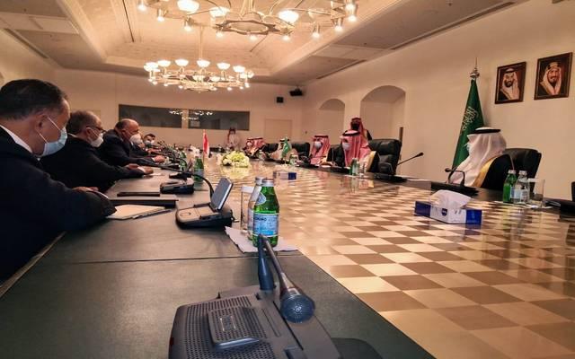 لجنة التشاور السياسي بين مصر والسعودية