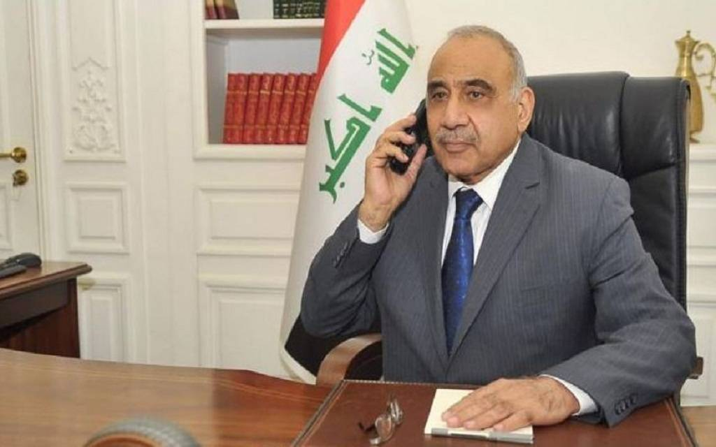 During a call with the Prime Minister .. The Emir of Qatar supports the Government of Iraq 1024