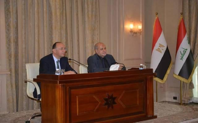 بدء اجتماعات اللجنة العليا العراقية - المصرية لمناقشة توطيد العلاقات الاقتصادية