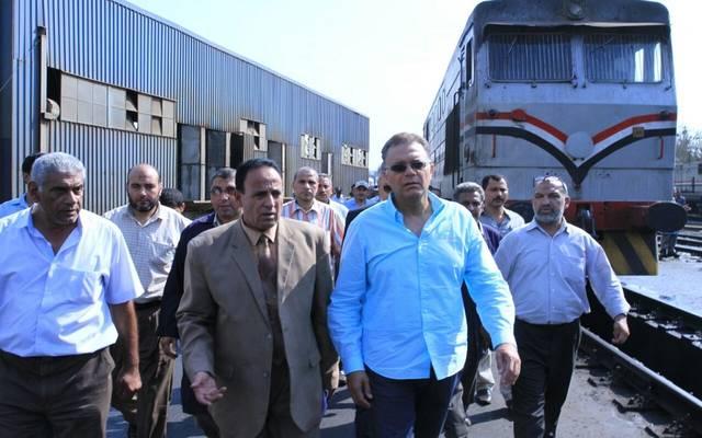 النقل: تنفيذ مشروعات لتطوير نظام إشارات السكك الحديدية بمليار دولار