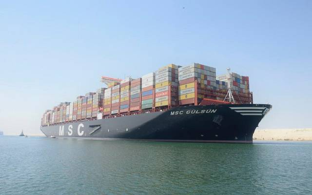 سفينة حاويات ـ أرشيفية