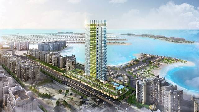 Palm Beach Residences by Nakheel